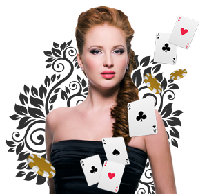kvinna blackjack